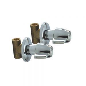 Ensambles para regadera Colony 7015200MX American Standard