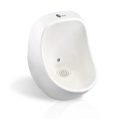 Mingitorio Ecológico MRC-5004 Grande con rejilla de cerámica marca Makech
