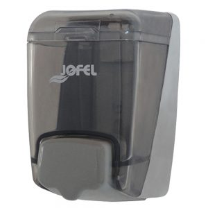 Jabonera Rellenable Mini Azur Jofel