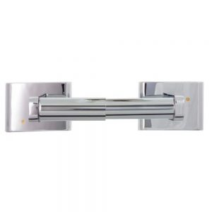 Portapapel Sencillo de Semiempotrar Institucional 6070023 American Standard