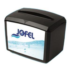 Servilletero Promo Rectangular Negro Jofel