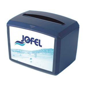 Servilletero Promo Rectangular Azul Jofel