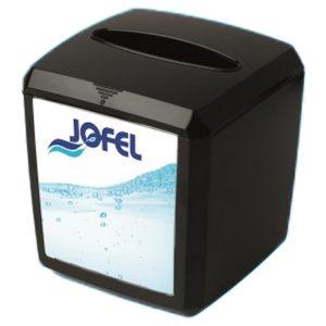 Servilletero Promo Cuadrado Negro Jofel