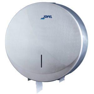 Despachador de Papel Higiénico Mini Futura Inox AE25000 Jofel